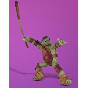 Tartarugas Ninja Donatelo - Mcdonald
