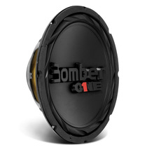 Subwoofer Bomber One Sw12b B4 200w Rms 4 Ohms Simples Trio