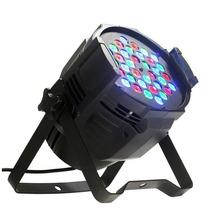Iluminação Profissional Canhao Par 64 36 Leds Rgb 3w Bivolt