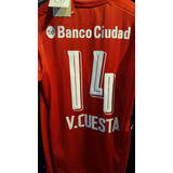 Estampado Numero Independiente Puma 2016 / 2017 Oficial