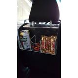 Suporte Acrilico Banco - Taxi - Uber - Bala - Água