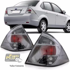 Lanterna Ford Fiesta Sedan Fumê 09 10 11 12 13 14 Direito