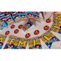 Tarjetas Invitaciones Souvenirs Banderin Cumpleaños Pedidos