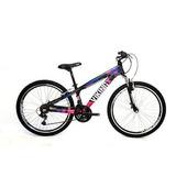 Bicicleta Vikingx Tuff 25 Freeride Aro 26 Freio V Brake Bike