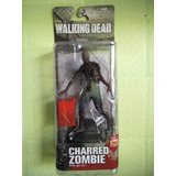 Charred Zombie The Walking Dead Mcfarlane Toys