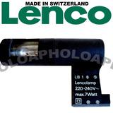 Lenco Lamp Luz Automática Orientable Tocadisco Giradisco