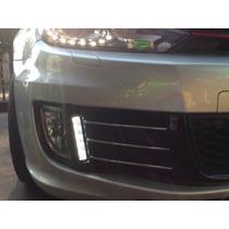 Volante Estereo Pantalla Gps Golf Gti Mk6 Faros D Niebla Led