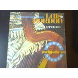 Lp Luis Bordon - Harpa Paraguaia Em Stereo.