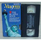 Vhs Revista Viagem E Turismo - The Big Apple Movie (35656)