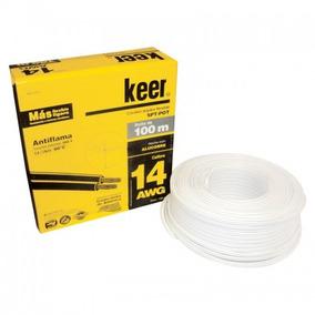 Cable Dúplex Flexible Pot Calibre 16 Blanco