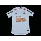 Camisa Santos Authentic Jogador Oficial Nike 2012 Centenario