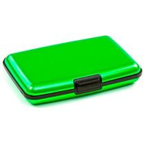 Cartera De Aluminio Tarjetero Security Card Wallet Aluma