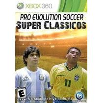 Patch Pes 2010 Classicos + Brasileirão