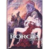 Los Borgia Integral Por Jodorowsky Y Milo Manara Norma