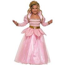 Disfraz Foro Novedades Pequeño Traje De Princesa Rosa, Medi