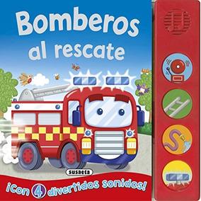 Bomberos Al Rescate (botones Ruidosos); Equipo Envío Gratis
