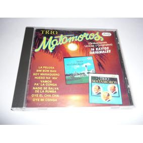 Trio Matamoros 16 Exitos Originales Cd