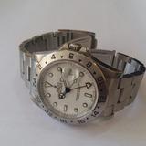 Reloj Rolex Explorer Ii Ref 16570 Indices Crem Glamdvt