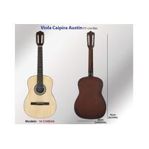 Viola Caipira Austin 10 Cordas (rozini Giannini Eagle)