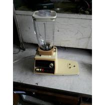 Liquidificador Antigo Original Copo Vidro Raridade