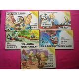 Lote Enciclopedia Mensual Del Topo Gigio Libros Ejercicios