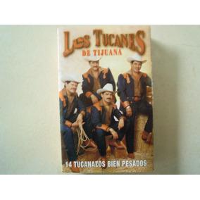 Los Tucanes De Tijuana Casette 14 Tucanazos Bien Pesados