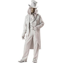 Disfraz De Fantasma Colonial Para Adultos, Envio Gratis