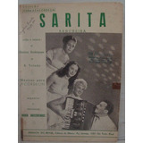 Partitura Sarita Rancheira Para Acórdeon (25861-cx32)