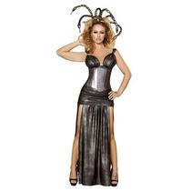 Disfraz De Medusa, Romano, Griego Para Damas, Envio Gratis