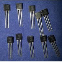 Ksp92 = Nte288 Transistor Pnp 300 V 500 Ma To-92, 2 Piezas