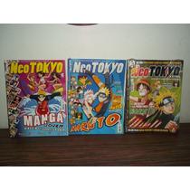 Revistas Mangá Neo Tokyo 60, 63 E Edição Especial 240 Pgs