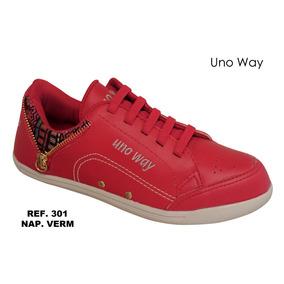 0213cfc0a Direto Da Fábrica Novo Hamburgo Rs Calçados Femininos Unoway. 4 cores. R$ 69  90