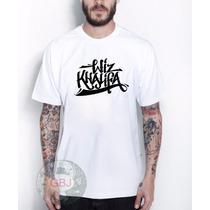 Camiseta Camisa Wiz Khalifa Gang Rap Hiphop