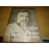 El Toro, Horacio Guarany, Partitura, Ed Music Korn, Año 1973