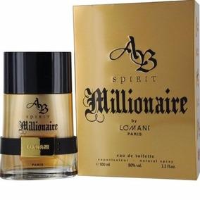 Perfume Ab Spirit Millionaire Lomani Edt 100 Ml Original