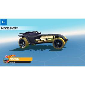 Miniatura Hot Wheels Ratical Racer Do Jogo P/ Smartphones