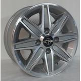 Rin De Aluminio 14 Pulg Nuevo, Aveo, Corsa, Getz, Corolla