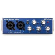 Presonus Audiobox Usb 2x2 Com Midi