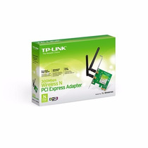 Adaptador Pci Express Wireless N De 300 Mbps Tl-wn881nd 1185