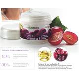 Crema Nutritiva Rostro Natural Care Esika Extracto Uva Vit E