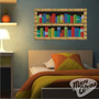 Adesivo Parede Decorativo Estante De Livros Minecraft