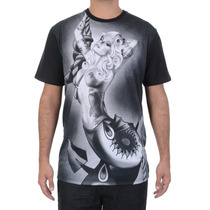 Camiseta Masculina Mcd Especial Body Tattoo Miss Core