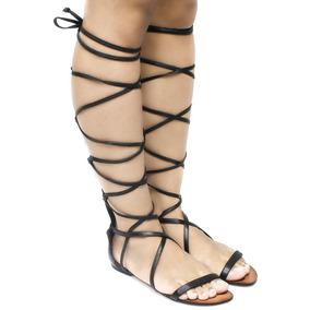 Sandália Dumond Gladiadora Amarração | Zariff