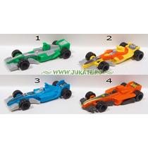 Kinder Ovo - Carros De Fórmula 1 - Dc_238_241 (com Papeis)