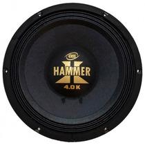 Falante Woofer Eros 15 Pol. Hammer 4.0k - 2000w Rms / 4 Ohms