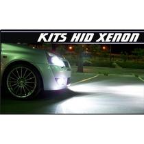 Kit Xenon Hid Slim H1 H3 9005 9006 H7 H11 Balastros Slim