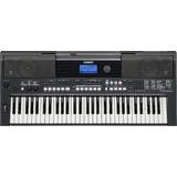 Teclado Electrónico Portátil Yamaha Psr-e443 Con Atril De P.