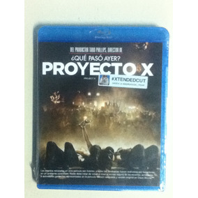 Proyecto X ( Bluray ) Lbf