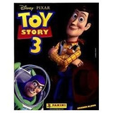 Estampas De Album Toy Story 3 Panini Bfn