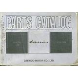 Manual De Despiece Daewoo Lanos